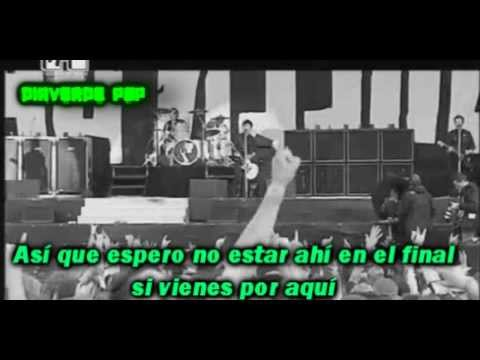 Green Day- In The End- (Subtitulado en Espalol)