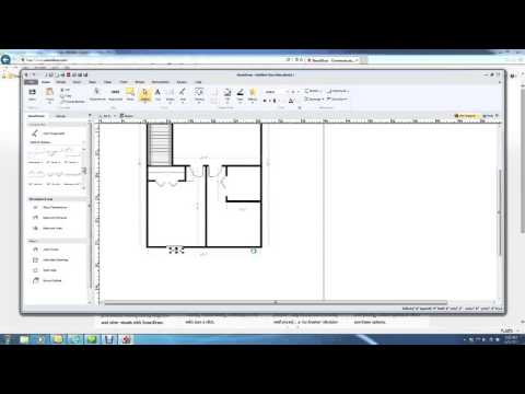 How To Draw a Basement Plan