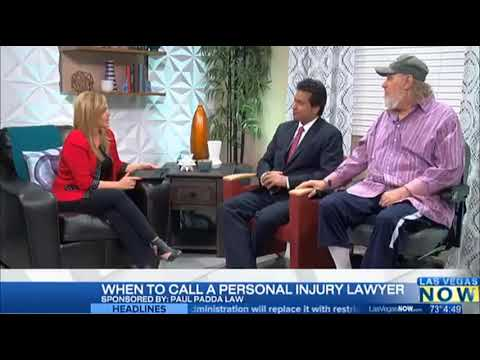 Attorney Paul Padda Veterans Medical Malpractice Case Interview on Courtney Perna News Show