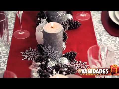 C mo poner la mesa de navidad youtube - Como poner la mesa en navidad ...