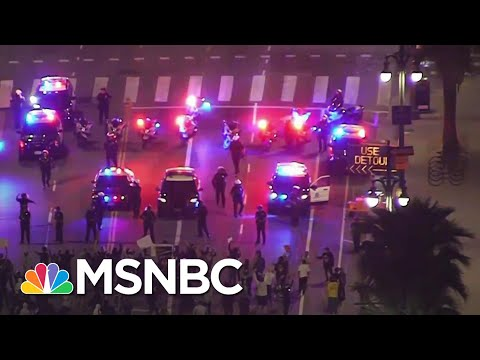 Brian Williams: This Is The Definition Of A Tough Time In America | The 11th Hour | MSNBC