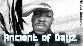 """Ancient of Dayz"" Christian rap/Free Download"