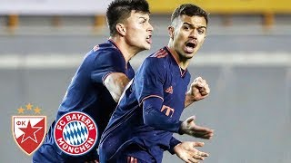 Weird game: U19 wins its group | Belgrade vs. FC Bayern 1-1 | Highlights - UEFA Youth League