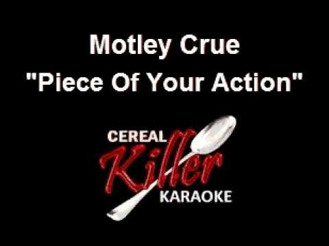 CKK - Motley Crue - Piece of Your Action (Karaoke)