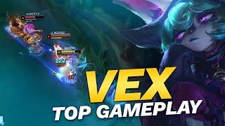 VEX GAMEPLAY - LRB TESTE VEXE EN TOP LANE !