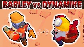 Barley VS Dynamike | 1 vs 1 | 17 Test