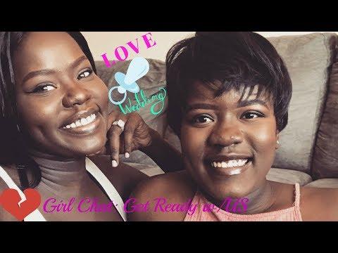 Super Long Girl chat GRWM ft. Guye B TV