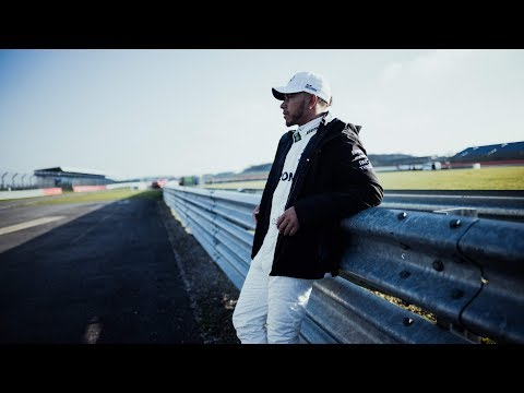 LIVE: Up Close & Personal with Lewis Hamilton!