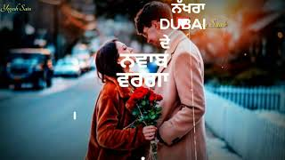😍GF😍❣️LOVE❣️new Punjabi song whatsapp status video    Punjabi status    new Punjabi song status