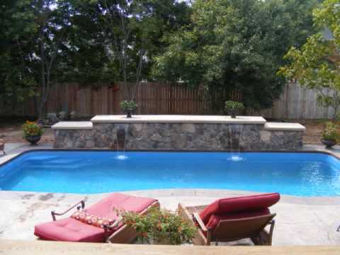Inground Pool Pictures By River Pools and Spas:  2009 pics Hot off the Press!!!