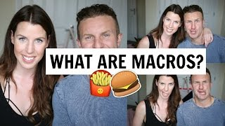 HOW TO BUILD A MEAL PLAN FOR FAT LOSS | MACROS