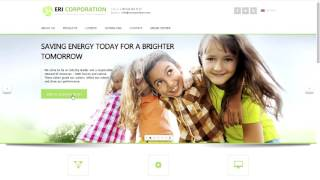 Saving energy today for a brighter tomorrow! - ERI Corporation S.r.L