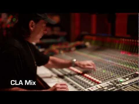 GRAMMY®-Winning Engineer Chris Lord-Alge Mixes The CLA Mix Competition Winner