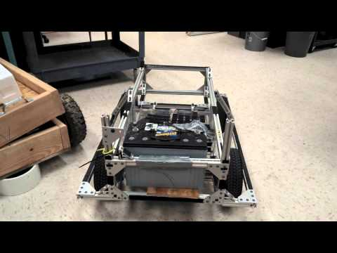 UNL Red Rover Robot Demo