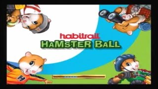 Habitrail Hamster Ball PS2 Gameplay footage