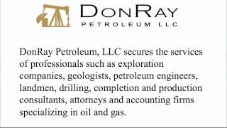 DonRay Petroleum Announced Completion of the DRP Grace #6 Well