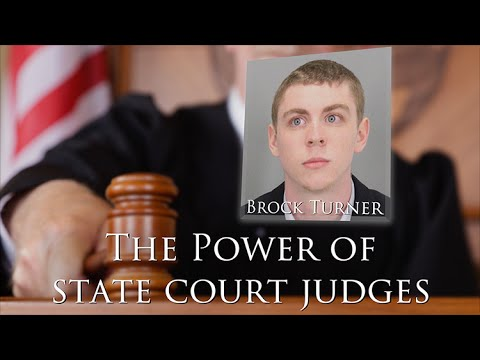 Power of State Court Judges