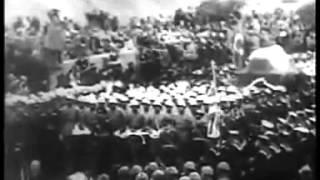 10 Kasım 1938 Atatürk'ün Cenaze Töreni