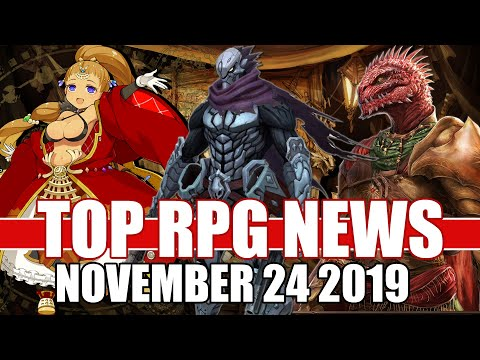 Top RPG News Of The Week - Nov 24, 2019 (Divinity Original Sin Board Game, Darksiders Genesis)