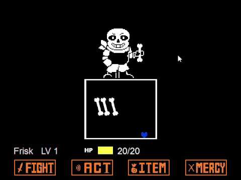 Blueberry Sans Fight Simulator Gameplay (Underswap) No Commentary