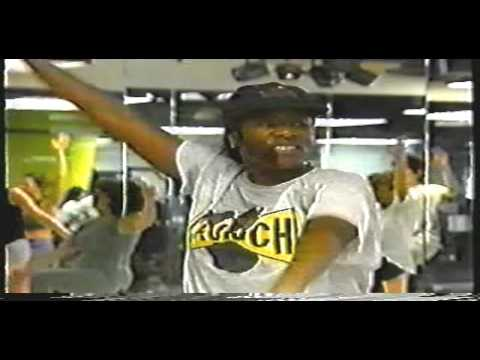The Original LIVE Gospel Aerobic Revue Class in L.A. with Angie Buckingham