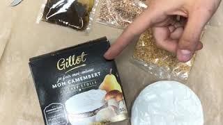 видео: Камамбер с гречкой? Инновации!