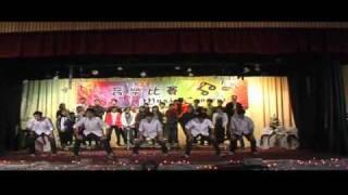 鳳溪第一中學fk1ss (09-10)歌唱比賽  敏社