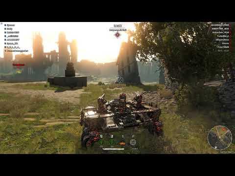 Release] Crossout CrossRevenge [ESP,AIM]