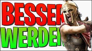 BESSER WERDEN in Assassin's Creed Odyssey - 2020 - AC Odyssey Tipps deutsch