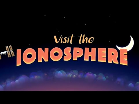 Welcome to the Ionosphere | NASA Goddard