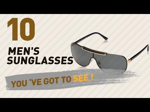 Versace Men's Sunglasses, Starring: Vercase VE 2140 Rock Icon Sunglasses. // Top 10 UK Best Sellers