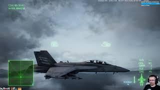 Archiwum: Ace Combat 7: Skies Unknown Part #6