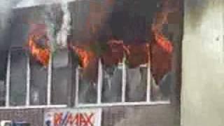 Brand in Waalwijk Grotestraat 4