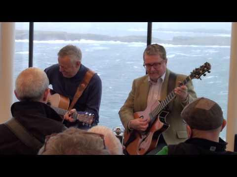 Tommy Emmanuel & Martin Taylor - Sumburgh Lighthouse 2014