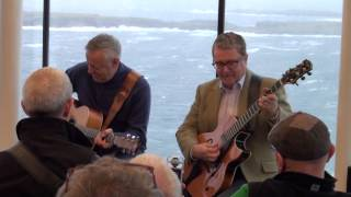 Tommy Emmanuel & Martin Taylor - Sumburgh Lighthouse 2014