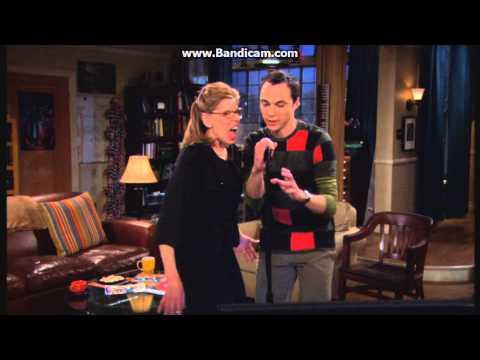 The Big Bang Theory: Beverly Hofstadter and Sheldon Cooper sing
