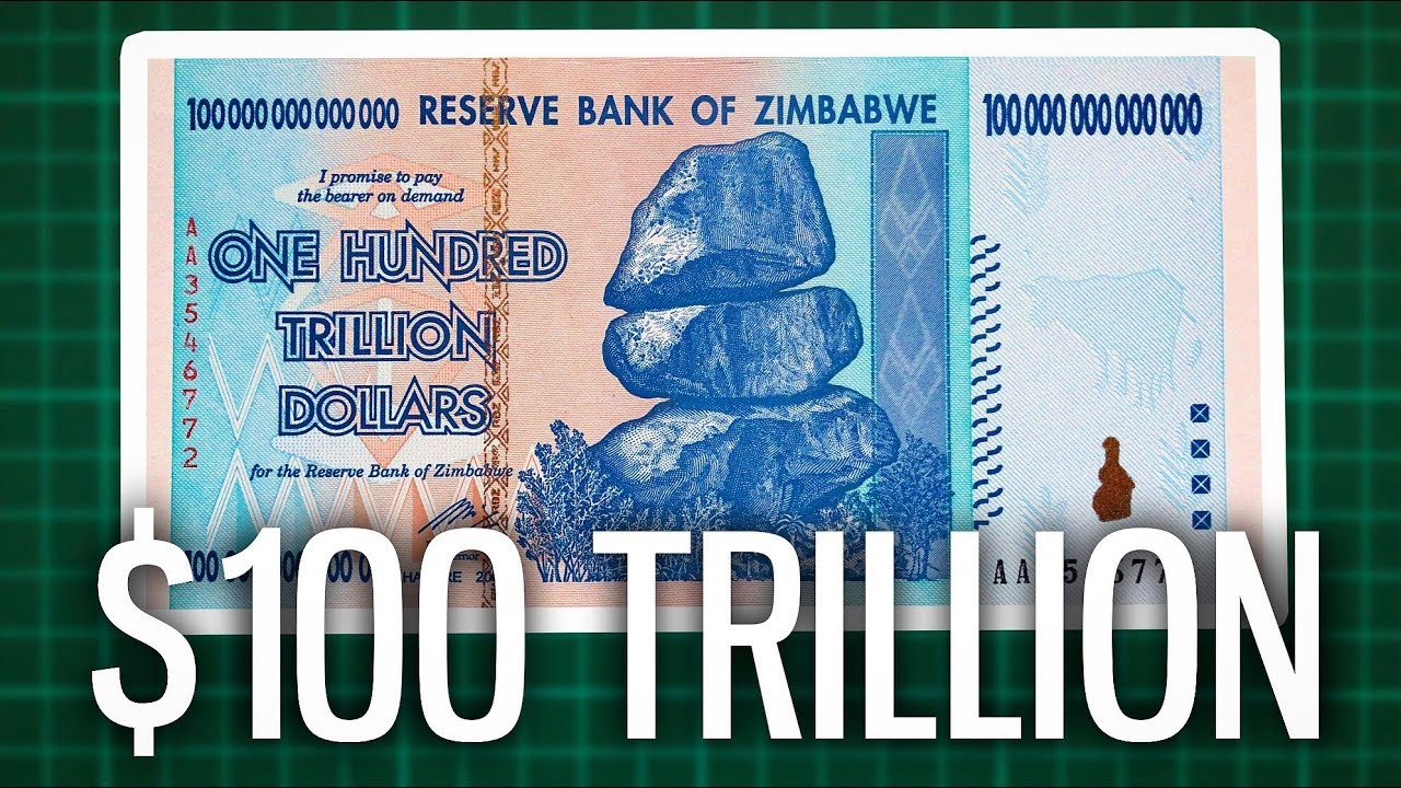 100 Trillion Dollars You