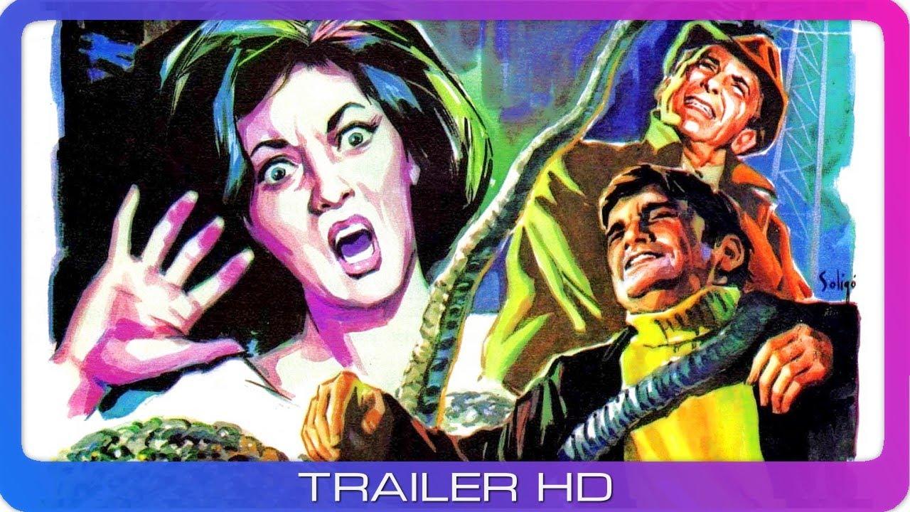 Island Of Terror ≣ 1966 ≣ Trailer