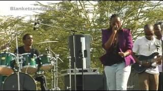 Fena performing Fenamenal Wo(man) @ Blankets and Wine 38, Nairobi Kenya