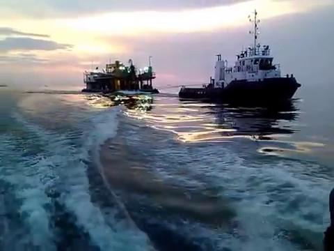 OFFSHORE COILED TUBING BARGE, 100K -VENEZUELA/LAGO DE MARACAIBO