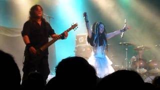 Visions Of Atlantis   Seven Seas 1er Partie Rhapsody Of Fire Paris 2011