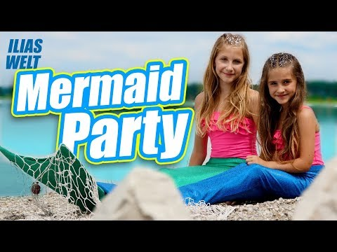 ILIAS WELT - Mermaid-Party (mit Gewinnspiel)