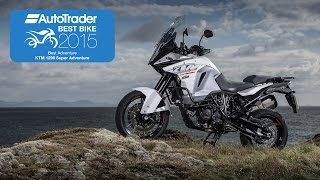 Auto Trader Bike Awards 2015   Best Adventure: KTM 1290 Super Adventure