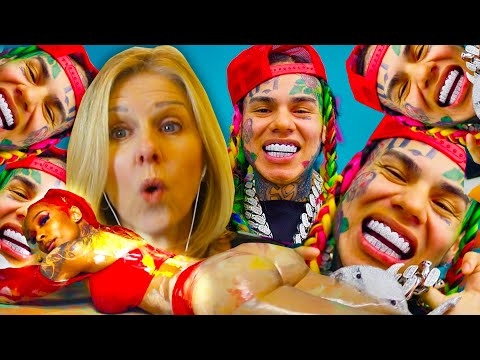 Mom Reacts to 6IX9INE- GOOBA (Official Music Video)