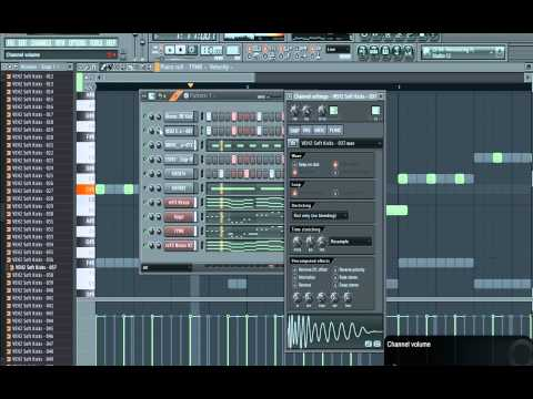 Fl Studio Tutorial - How to Make Tropical House Music +FREE FLP (HD)