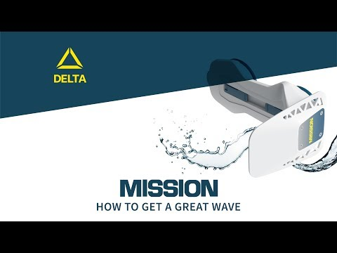 How To Get A Great Wave With The MISSION Delta