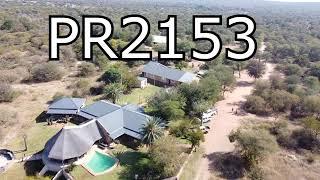 PR2153     481 Ha Game Farm for sale Marken Lephalale Limpopo.