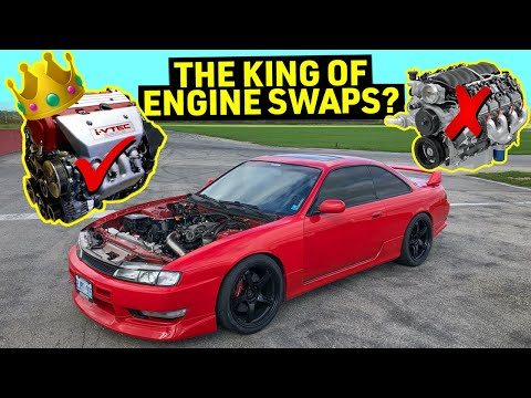 Is The K-SWAP The New LS Swap? Everything You Need To Know About K20 K24 Honda Engines