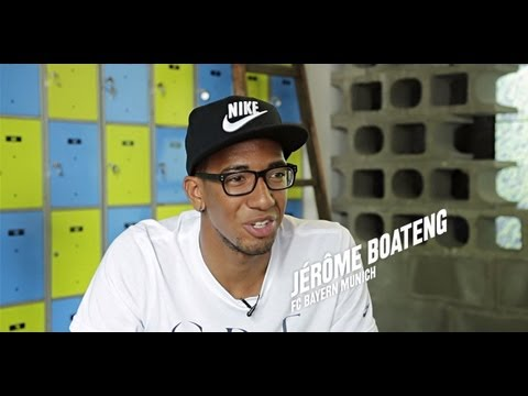 Interview with Jerome Boateng