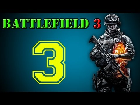 Battlefield 3 | Gameplay | Slovensky | Law + As Val = 2012 | Part 3